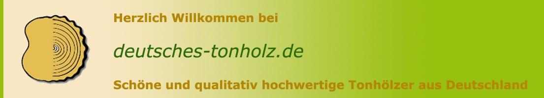 Deutsches Tonholz