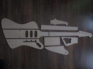 Firebird Gitarre